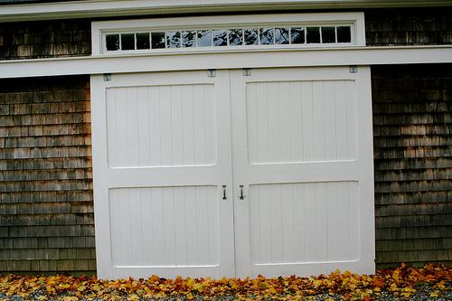 Sliding Barn Door Garage Doors Networx