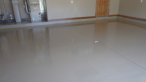 Garage Floor Coatings Options Networx