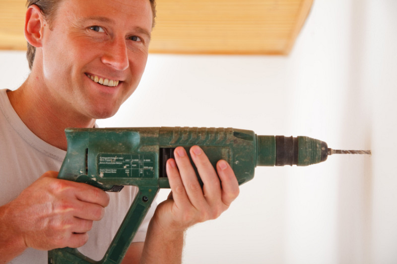 How To Use A Power Drill Networx