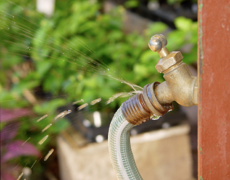 How to Fix a Leaking Garden Hose - Networx