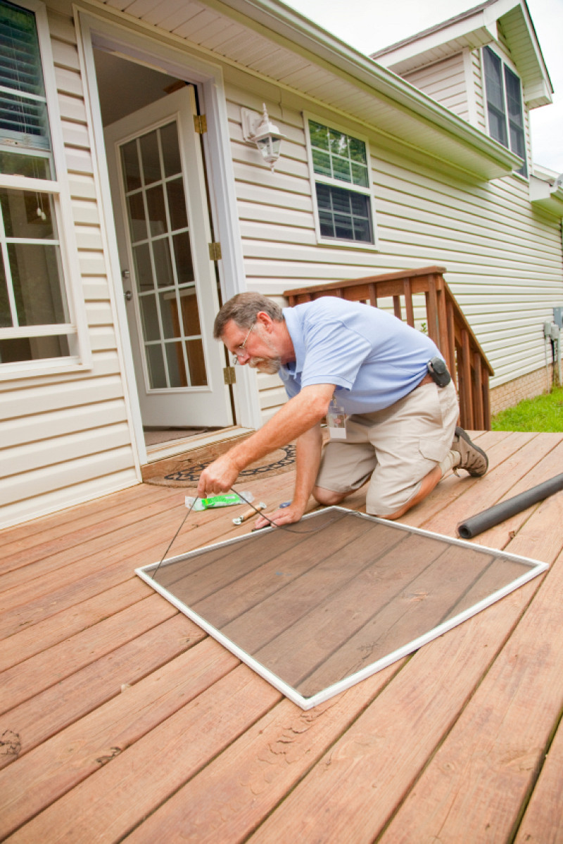 Tips For Repairing Window Screens Networx