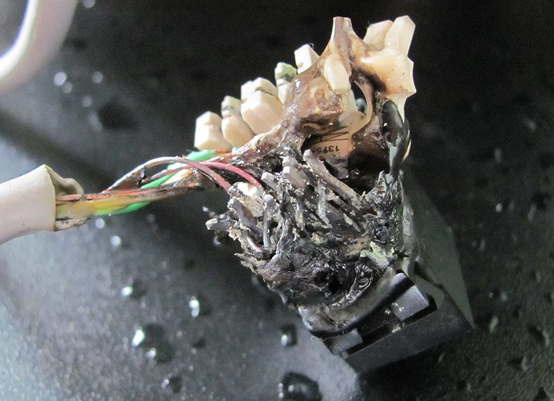Electrical Sparks From Outlet Networx