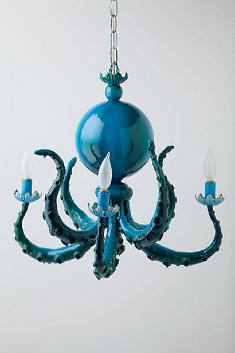 8 Amazing Octopus Light Fixtures Networx