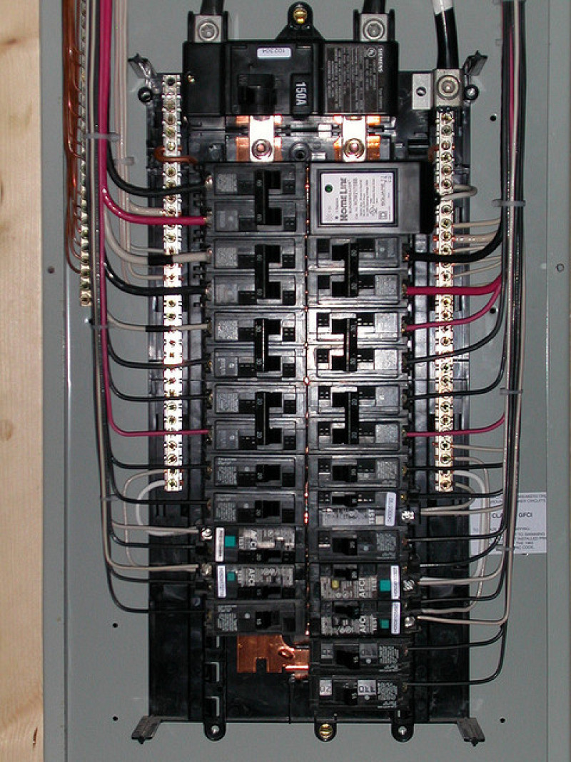 troubleshooting a power outage networx rh networx com GE Fuse Holder  Catalog House Fuse Box