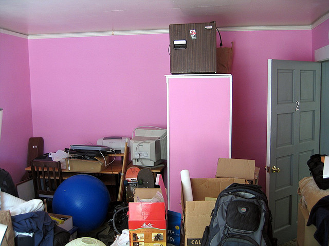 9 Simple Steps To Declutter And Reclaim Your Junk Room Networx