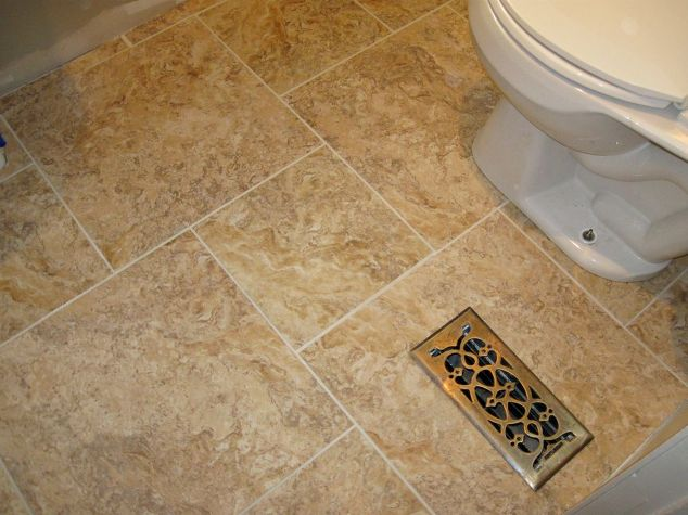 Groutable Vinyl Tile The Right Choice For Your Home