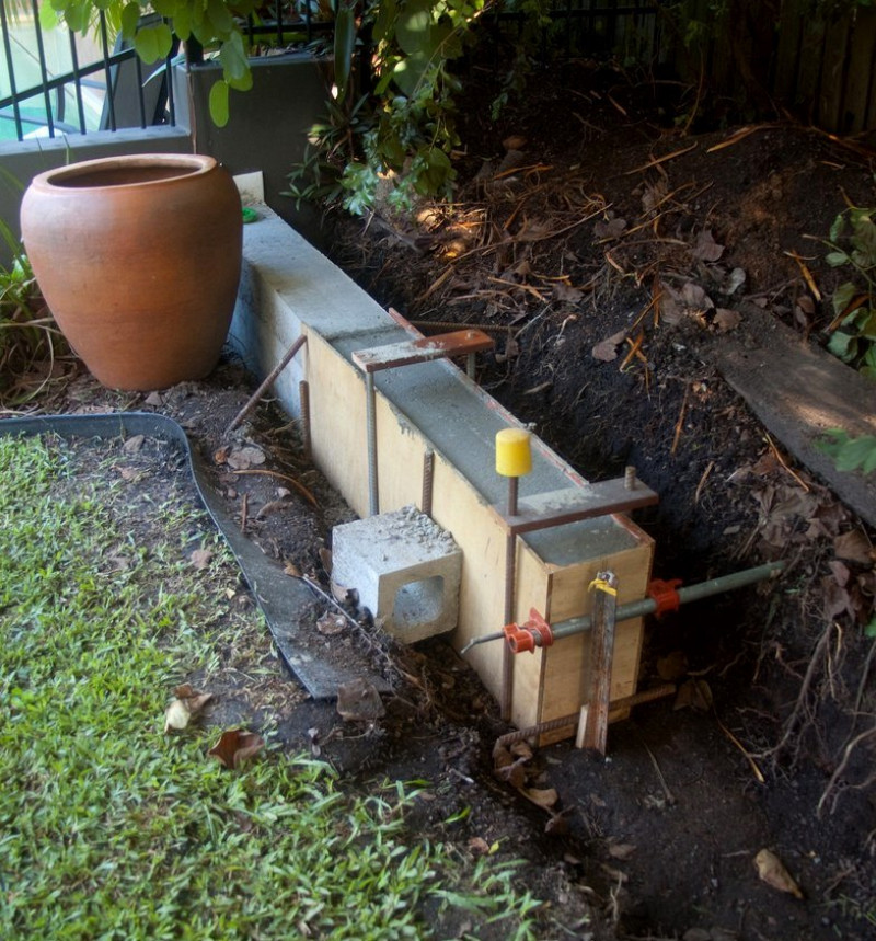 Concrete Retaining Wall Pros And Cons Networx