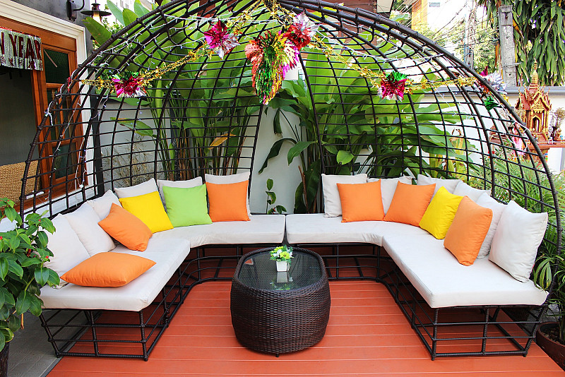Caring For Outdoor Furniture Cushions Networx