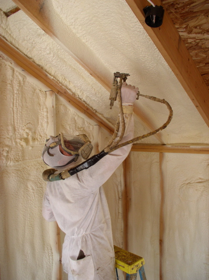 Soy Foam Insulation Networx