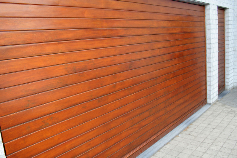 Clean And Protect Wood Garage Doors   Networx