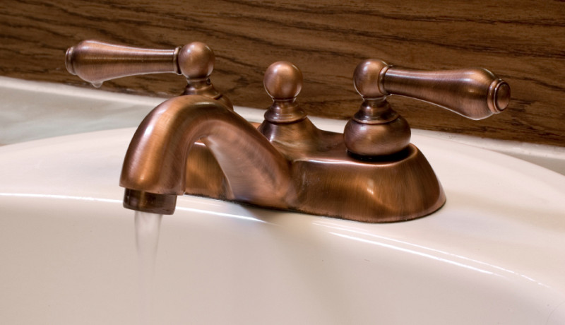 Copper Bathroom Fixtures Networx