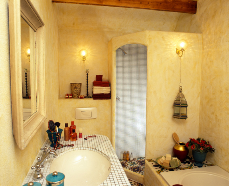 Tackling 5 Common Bathroom Design Problems Networx