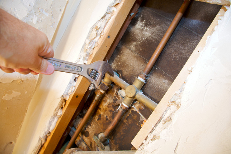 How To Stop Water Hammer Networx