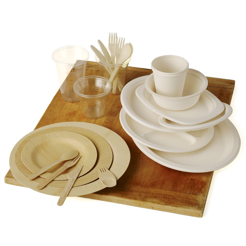 Biodegradable Tableware Networx