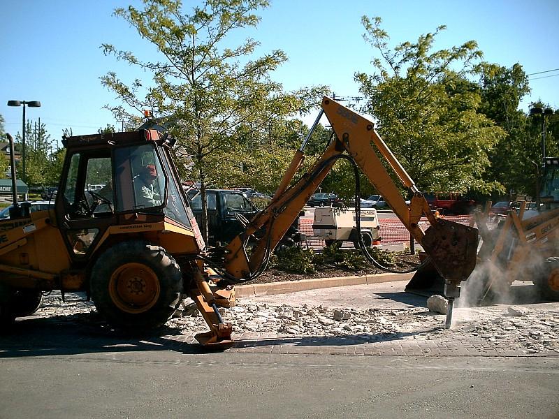 How to Remove Concrete to Create a Garden - Networx