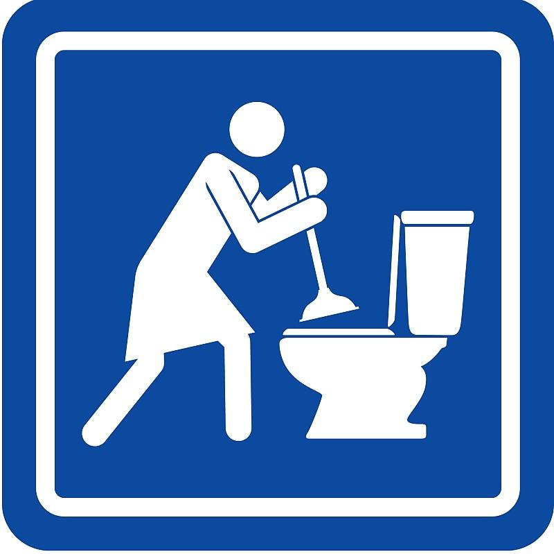 5 Ingenious Ways To Unclog A Toilet Networx